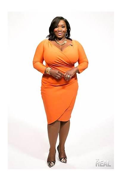 Bevy Smith Friday Orange Chiara Boni Guest