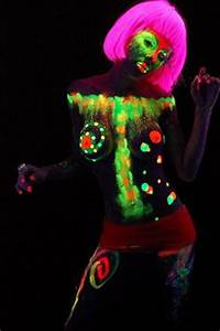 painted neon on Pinterest