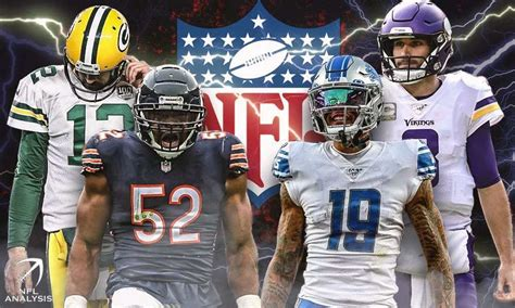predicting  nfc north standings   pre training