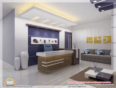 d home interiors beautiful 3d interior office designs home appliance