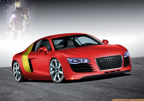 audi r8 iron iron s audi r8 by guillaume c on deviantart