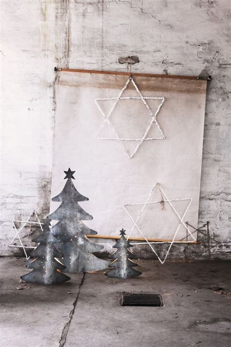industrial christmas design xmas decoration