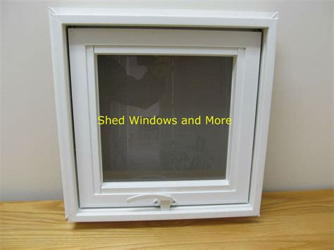 awing window    vinyl pvc home tiny house playhouse shed hopper window ebay