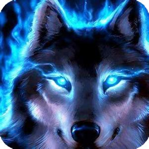Anime Wolf Wallpaper Android by Wolf Live Wallpaper Android Apps On Play