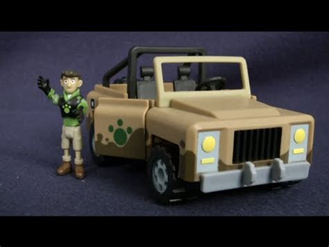 wild Kratts Createrra Creature Rescue Set From Wicked Cool
