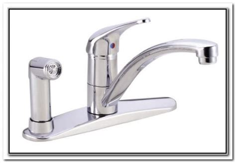canadian tire kitchen sinks canadian tire peerless kitchen faucet sink and faucet 5106