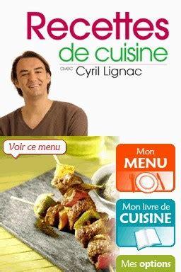 cyril lignac livre de cuisine recettes de cuisines avec cyril lignac le test