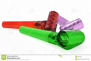 Party Blowers Royalty Free Stock Photos - Image: 2638738