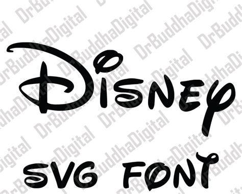 Sale Disney Font Svg Collection Disney Alphabet Dxf