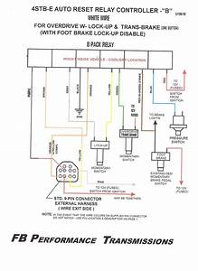 Ford A4ld Neutral Safety Switch Wiring Diagram  Ford  Free