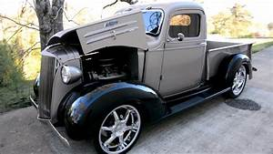 1937 Chevrolet Pickup Custom Resto Mod
