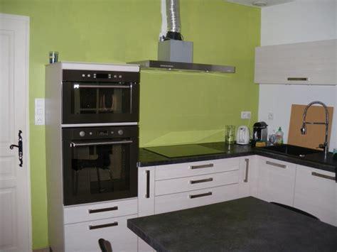 peinture blanche cuisine deco peinture cuisine blanche cuisine idées de