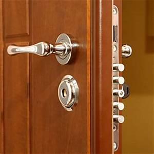 porte d39entree certification appartement bien acheter With mecanisme porte d entrée