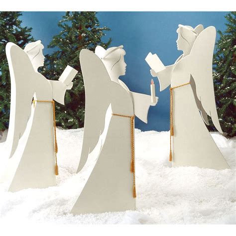 angelic chorus large format paper woodworking plan