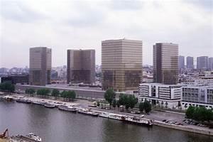 Dominique Perrault Architecture Bibliothèque nationale de France enjeux urbains