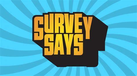 Survey Says   Media   Healing Place Church