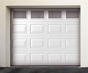 porte de garage basculante electrique dootdadoocom With porte de garage sectionnelle electrique
