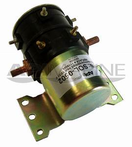 Delco 24v Double Stage Solenoid