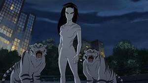 Ultimate Spiderman White Tiger