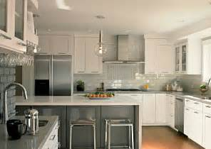 Gray Backsplash Kitchen Kitchen Backsplash Ideas To Update Your Cooking Space