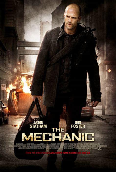 mechanic wallpapers posters trailer jason statham