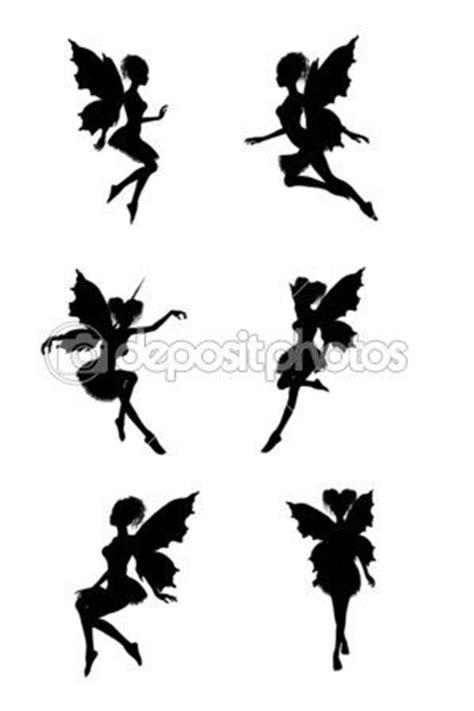 Fairy silhouettes — Stock Image #2692428 | Fairy