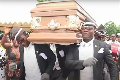Coffin Dance Ghana Destino Nombrar Turistico Escucha