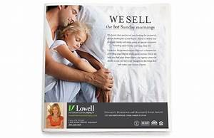 Real Estate Company Newspaper Advertisement / Lowell ...