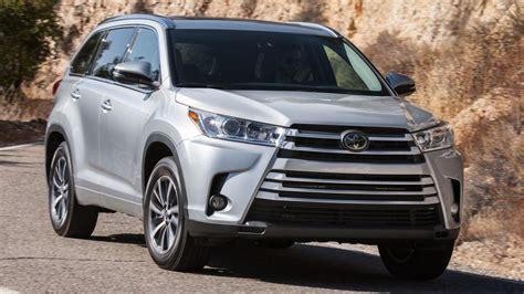 2017 Highlander Price by 2017 Toyota Highlander Has More V6 Power Us Price Starts