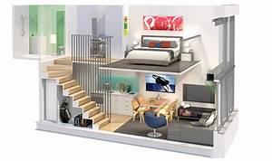 Loft, Apartment, Design, Layout, Best, Home, 2018, -, Decoratorist