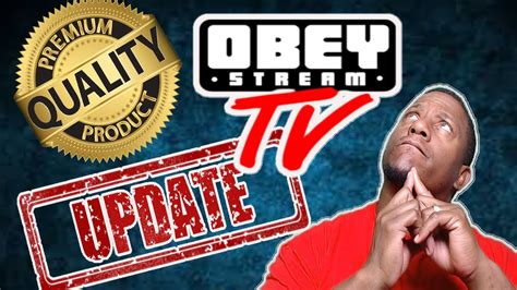 Brand New Apk (obey Streams Tv)