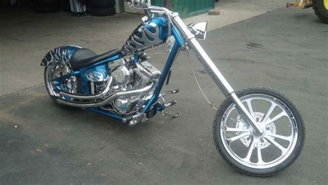 Custom Pro Street Chopper Motorcycles For Sale