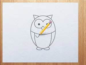How to Draw a Owl Step by Step YouTube