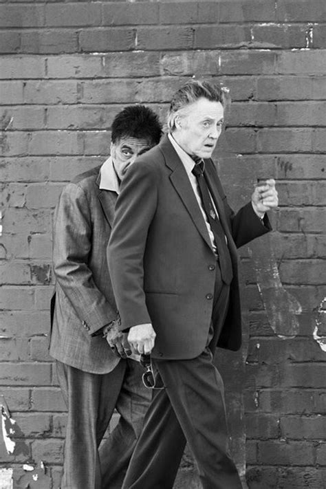 Al Pacino & Christopher Walken