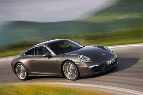 Porsche 911 Carrera 4 Announced Motoring Middle East