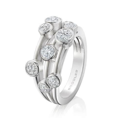 raindance classic platinum ring boodles