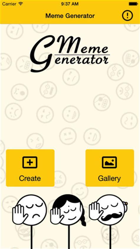 Quick Meme App - quick meme generator ios app mobile app development