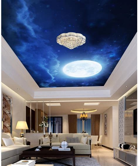 Sky Ceiling by Aliexpress Buy The Moon In The Sky Ceiling