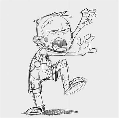 Artstation Random Puba Cartoon Sketches Character Drawing