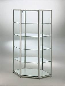 Vitrine Metall Glas : vitrinen vitrine glasvitrine eckvitrine tischvitrine sammlervitrine ~ Whattoseeinmadrid.com Haus und Dekorationen