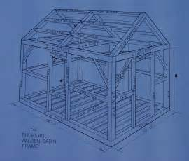 blueprints homes la cabaña para tomar el té con el protohippie thoreau
