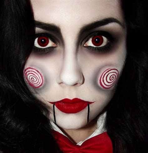 Maquillage d'halloween home . facebook