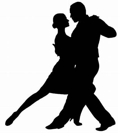Tango Silhouette Dance Dancing Argentine Dancers Salsa