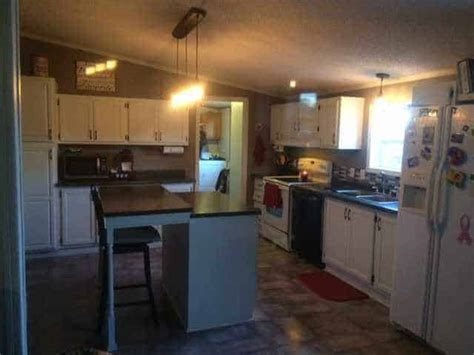 charissas  manufactured home kitchen update mobile
