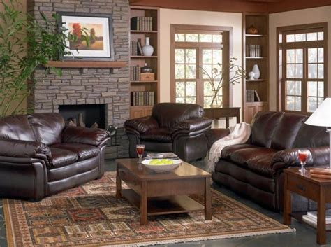 leather sofa living room ideas brown leather couch living room ideas get furnitures for