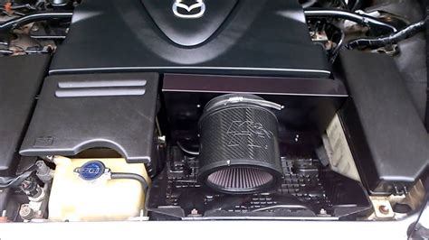 Mazda Rx8 Cold Air Intake K&n® 69 6030 1tfk 69 Series
