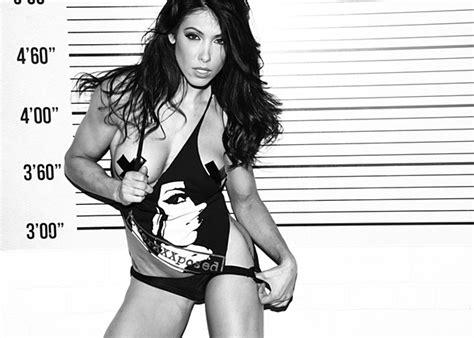 fitness diva cover model bella falconi talks with