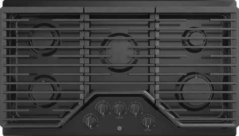 ge jgpdlbb  built  gas cooktop   sealed burners dishwasher safe continuous grates