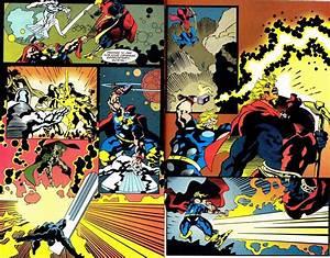 Green Lantern Team vs Thor - Battles - Comic Vine