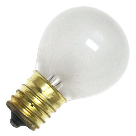 bulbrite 702040 40s11n f standard base white